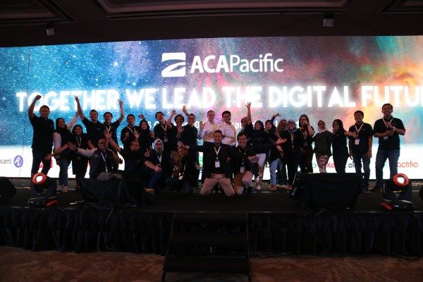 ACA Pacific Indonesia Team - 2018