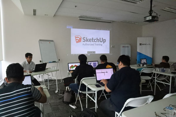 Sketchup Authorized Certification