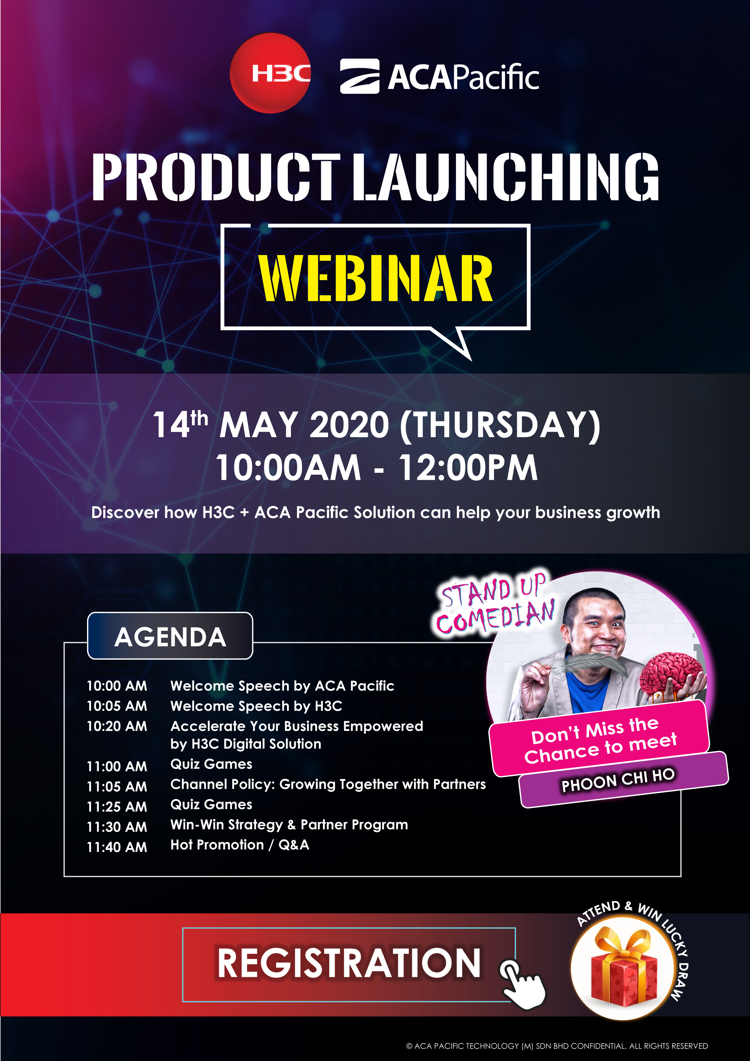 H3C ACA Product Launching-2 (2)