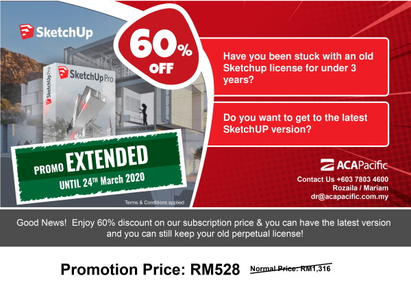 SketchUp 60% Promotion_Extended 24th March 2020-640px