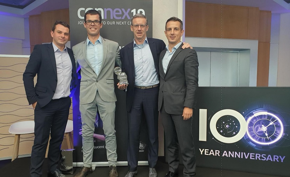 ALE APAC Cloud Partner of the Year 2018